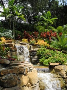 custom landscape design st petersburg